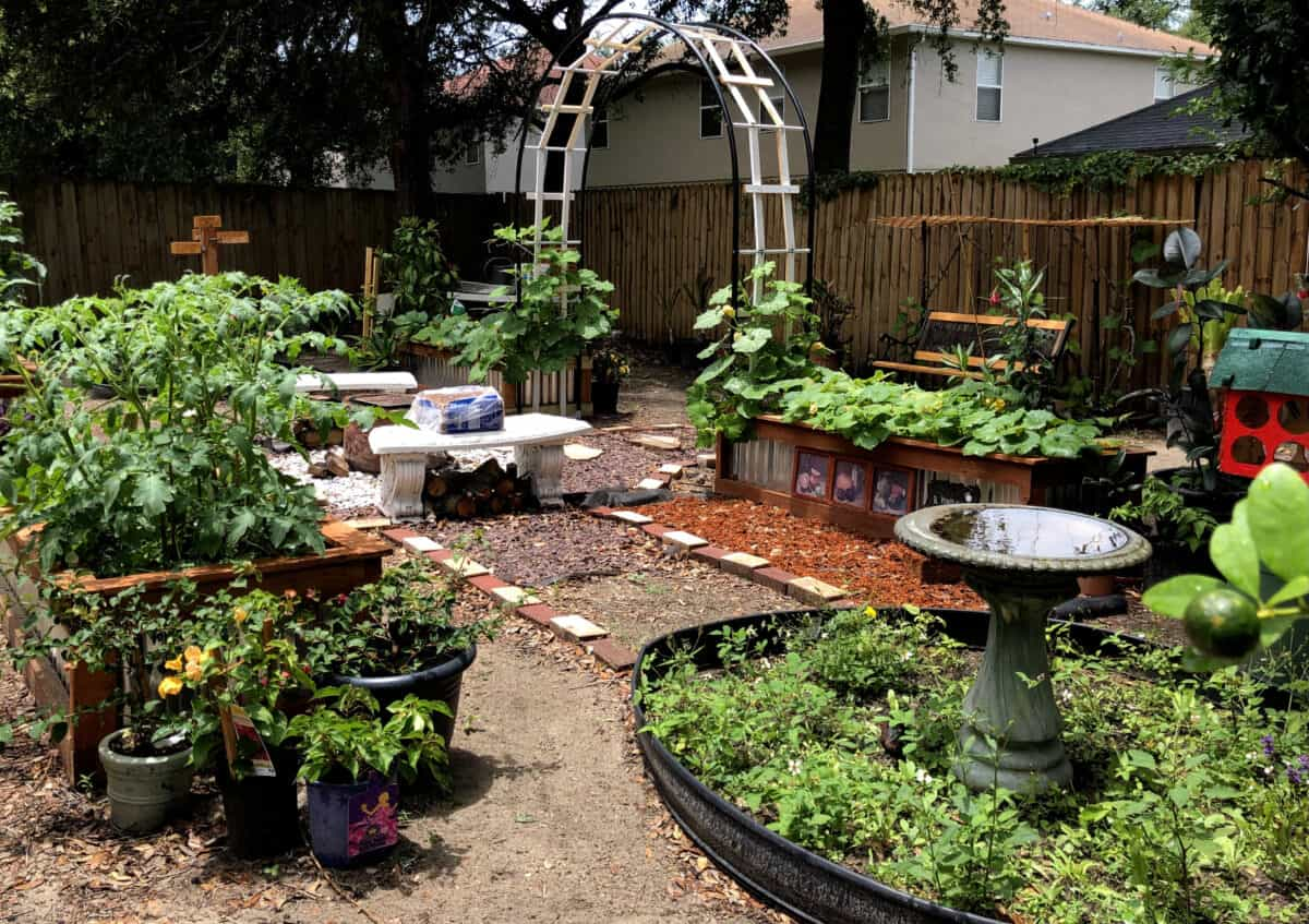 To Combat COVID-19 Boredom, The Traveling Chefs Took Up Gardening
